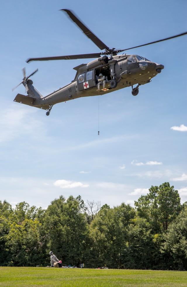 Aeromedical research lab works to make MedEvac missions safer