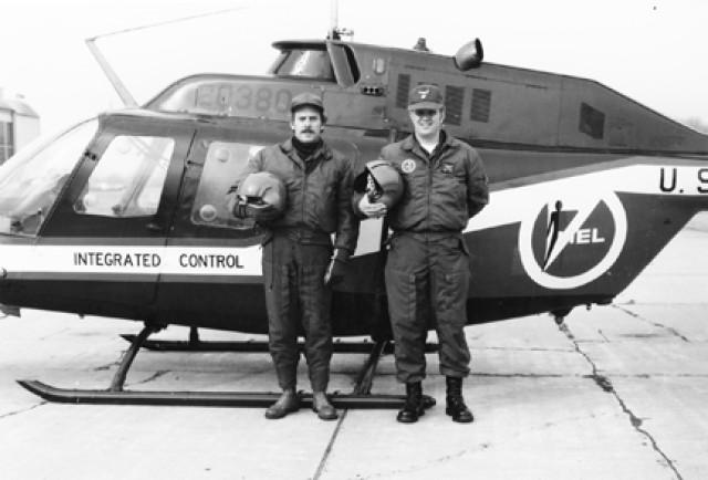 Vet used 'flags and wings' in Vietnam