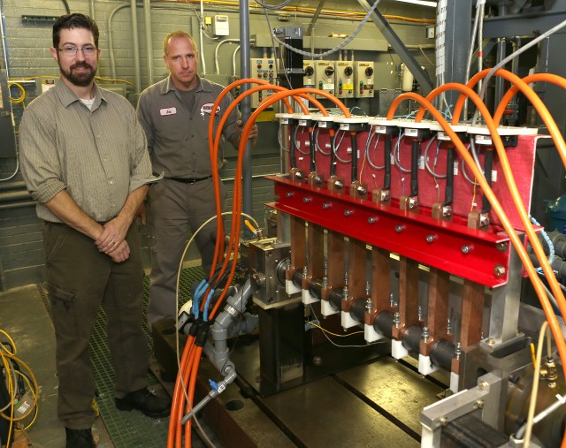 New mortar manufacturing process aims to save money, improve precision