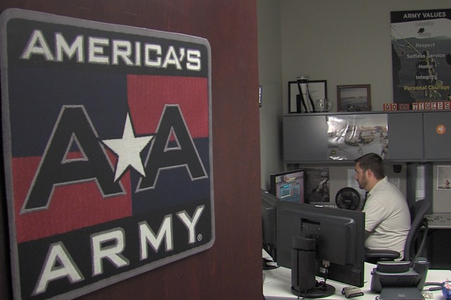 The U.S. Army wanted a way to reach out and educate young Americans about the Army lifestyle, career opportunities and the demands of being a Soldier. The Army produced the free online America's Army game to showcase the opportunities and Army values through the virtual environment. Developers at the Army Game Studio in Huntsville, Ala., branched out to develop training technology to provide Army Soldiers with authentic training.