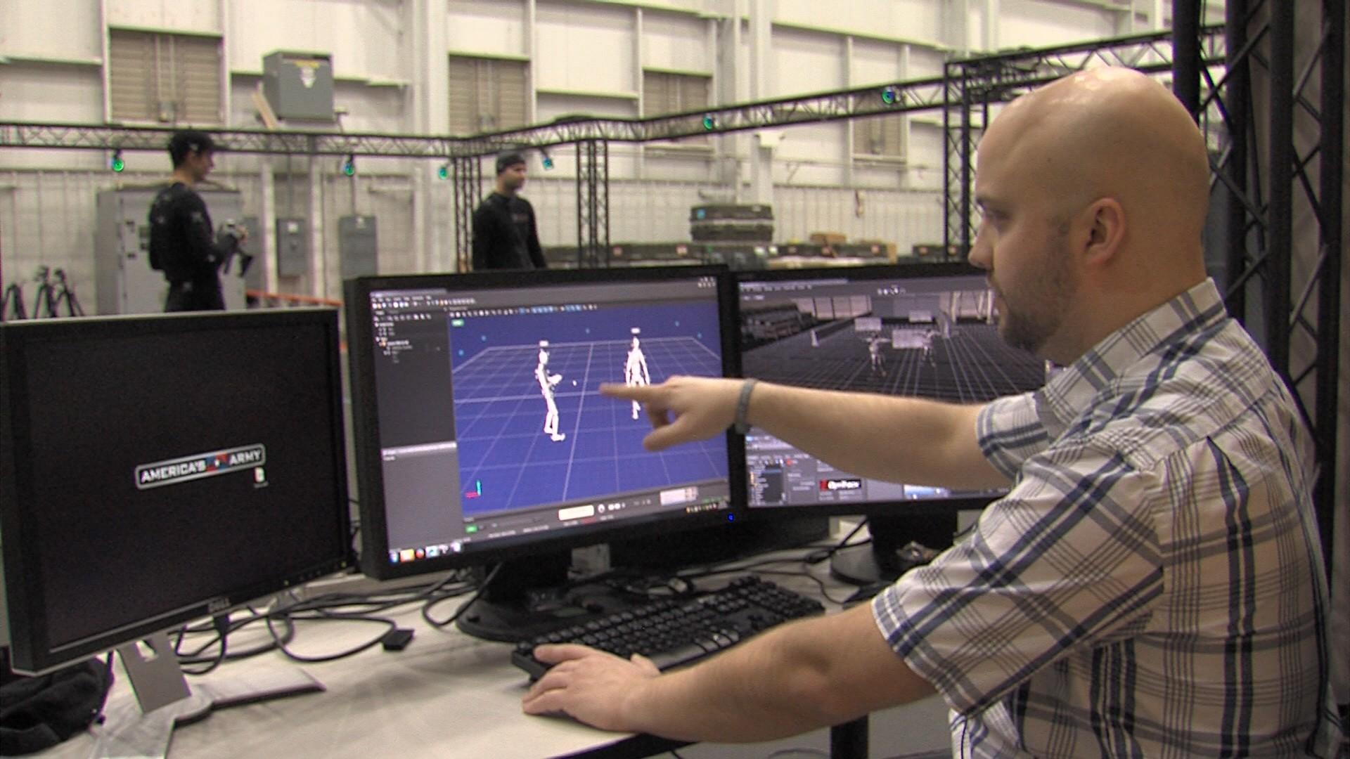 Army game studio creates virtual training environments for - Div games studio ...