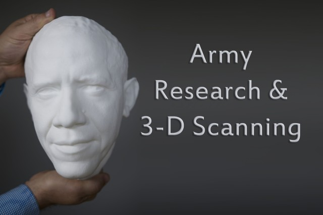 The University of Southern California's Institute for Creative Technologies was part of a Smithsonian-led team that created 3-D portraits of President Barack Obama. The portraits include a digital and 3-D printed bust and life mask. Both were on display at the first-ever White House Maker Faire, June 18, 2014.