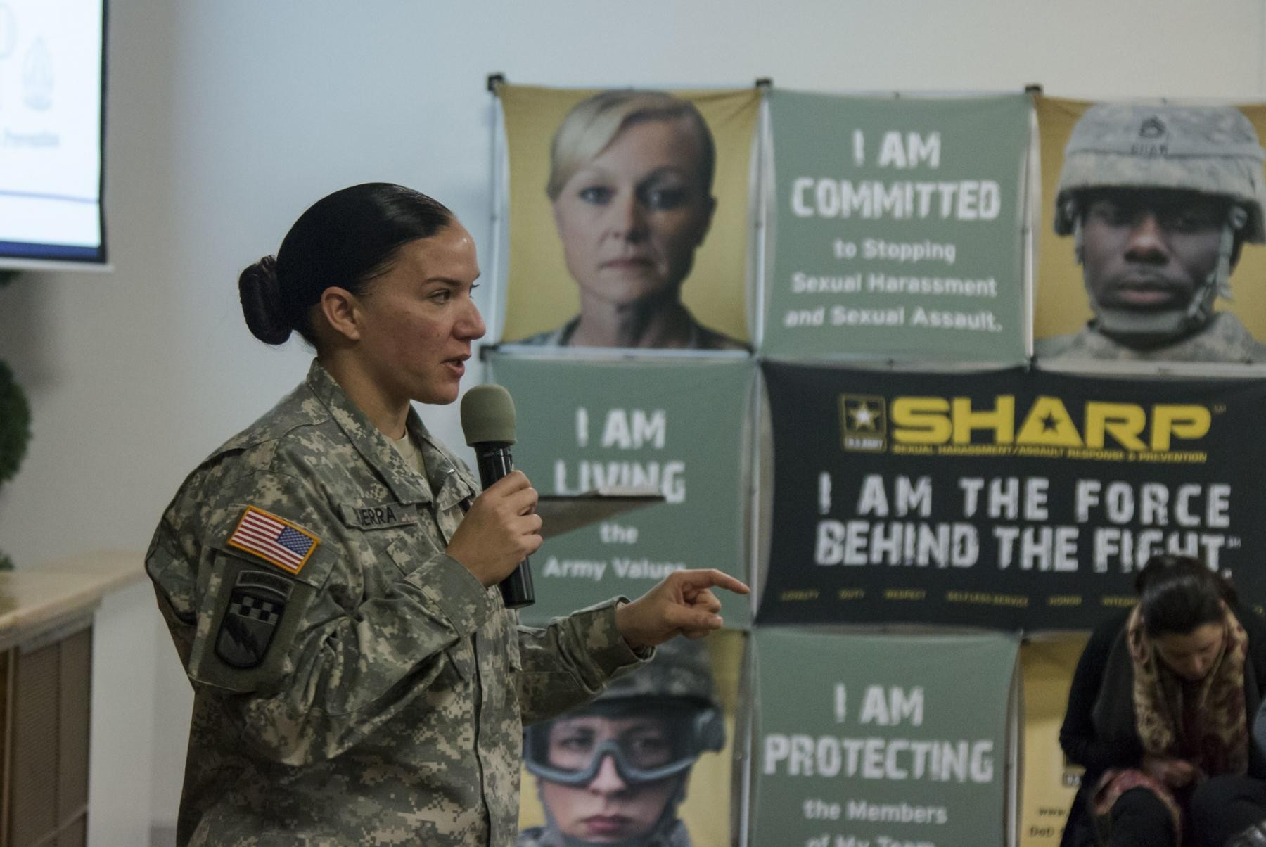 An essay on sexual harassment and the united states army