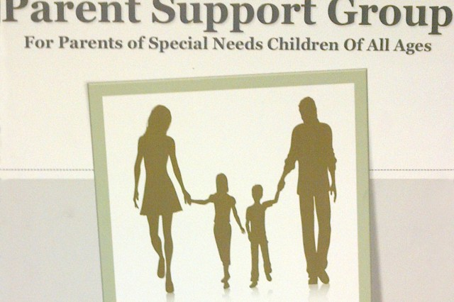 Parents of special-needs children often carry a heavy burden and need someone to confide in, a family life chaplain said.