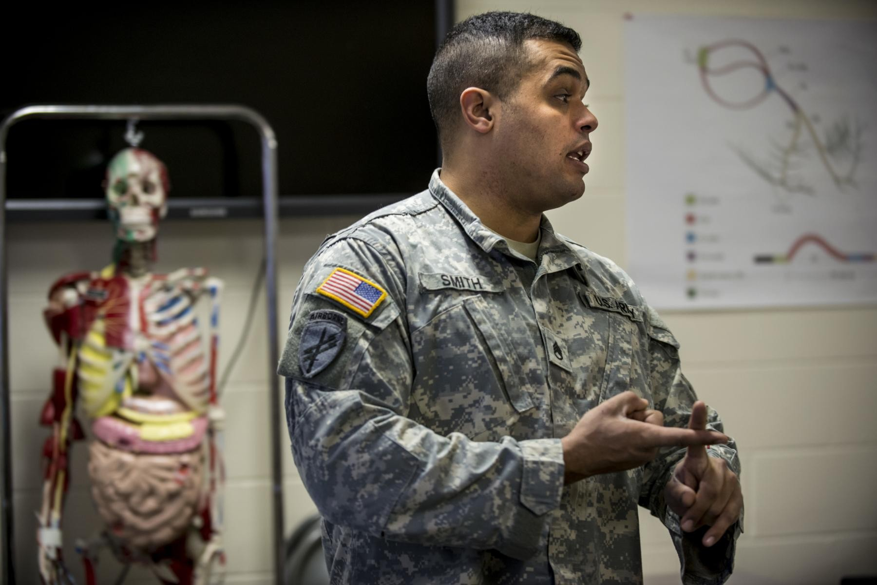 Trauma junkies: Army medics going beyond the battlefield | Article ...