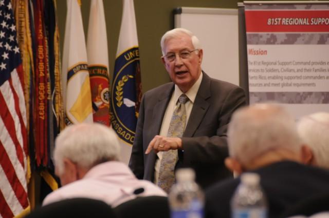 81st Wildcats host CASA briefing