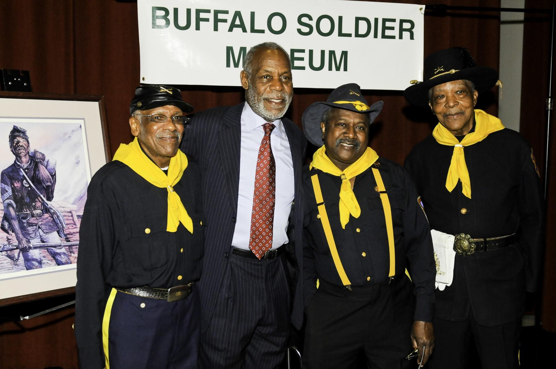 buffalo soldiers museum The el paso museum of history invites the public to learn more about buffalo  soldiers with a discussion from dr john langellier who wrote, fighting for uncle .