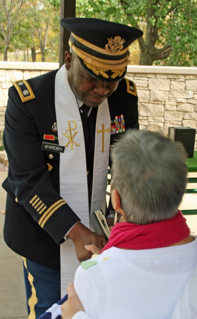 Missouri Guard chaplain performs record number of military funerals