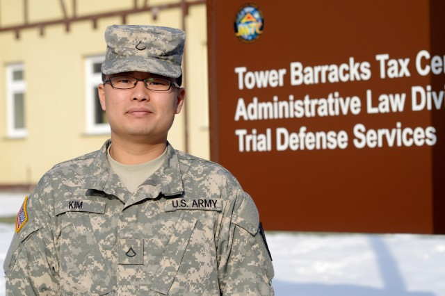 Army paralegal looking out for Soldiers during tough times | Article ...