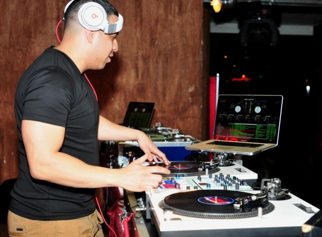 Top military DJs 'battle' in Kaiserslautern