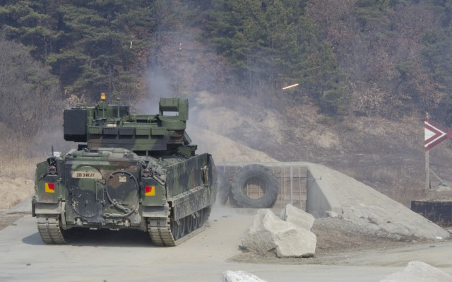 Gunnery Ensures Readiness, Builds Cohesion