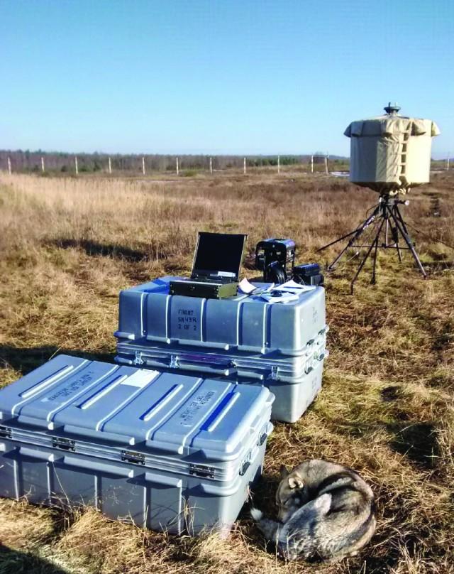 Radar mission to Ukraine proves challenging, successful