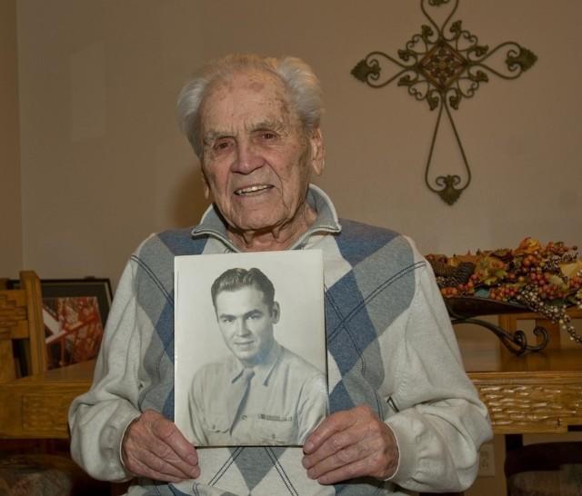 A veteran of more than war