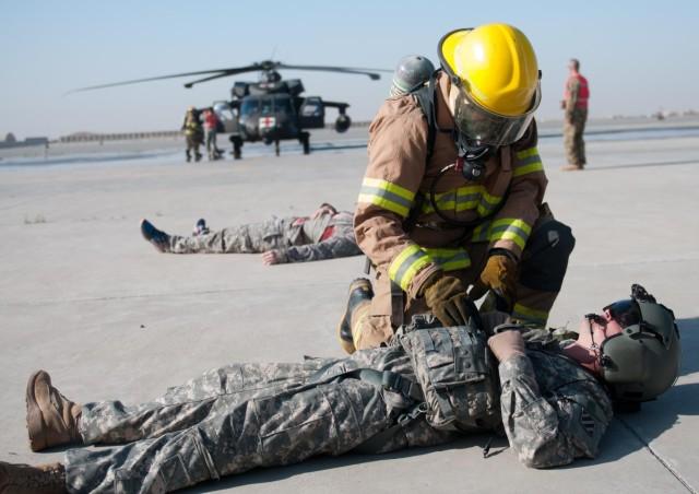 Emergency management plan put to test