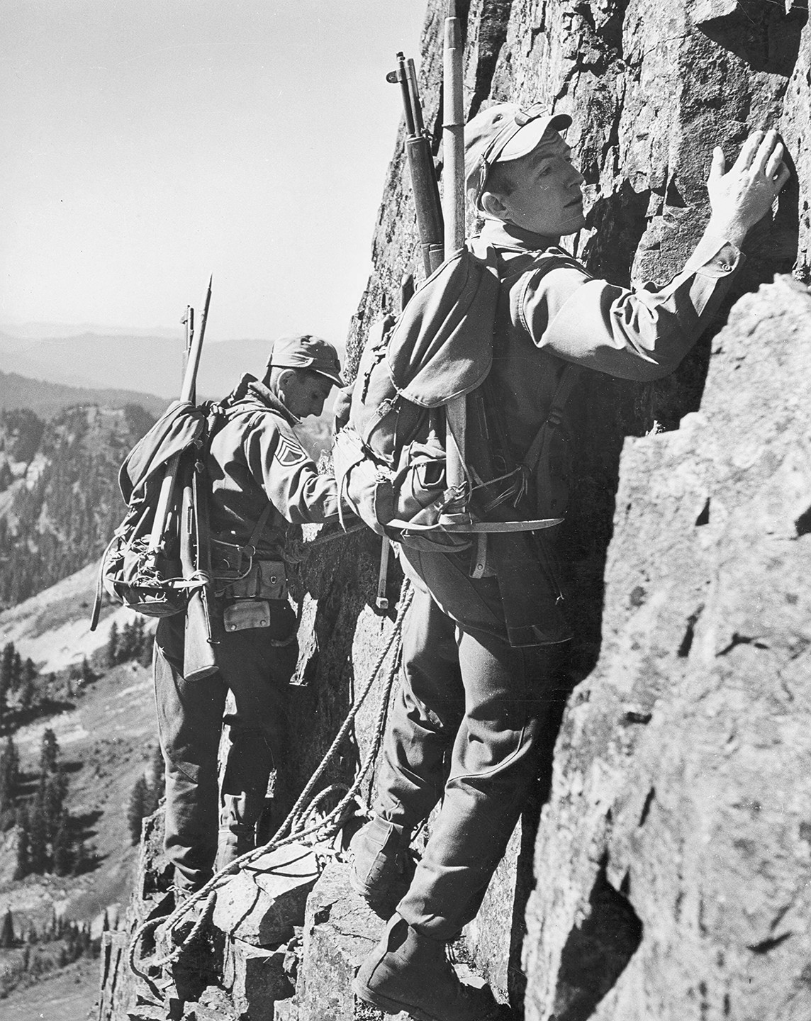colorado first light infantry The regiment's 1st and 2nd battalions are light infantry units assigned to the 1st  and  the 87th joined the 10th mountain division at camp hale, colorado and.
