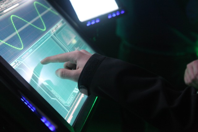 STEM touch screens