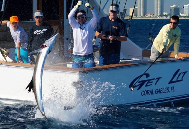 Guardsman tackles sport fishing on national television show
