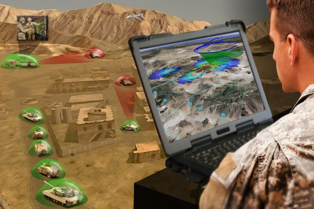 The Electronic Warfare Planning and Management Tool, which is being developed, will allow for greater control and enhancement of electronic warfare capabilities.