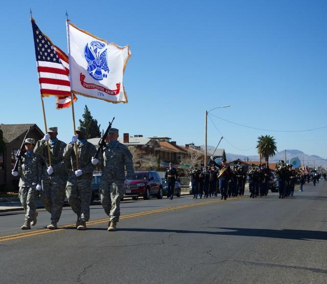 El Paso Black History Month Parade