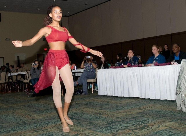 Bliss youth showcase talent for top prize