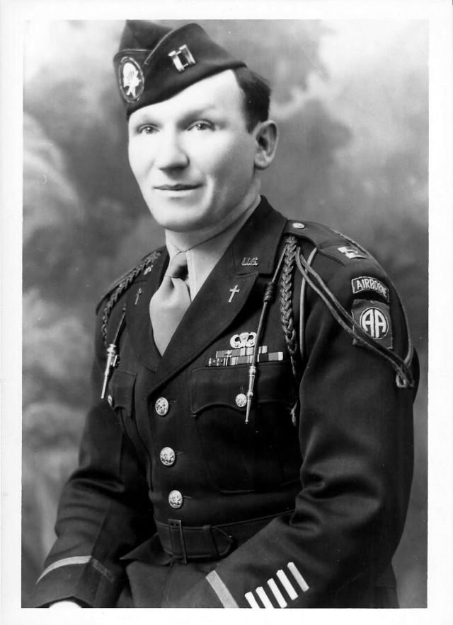 Chaplain (Captain) Edwin J. Kozak