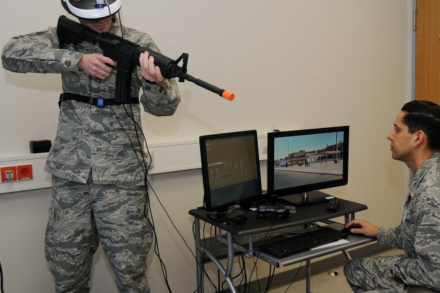 Virtual Reality Exposure Therapy helps resolve PTSD | Article ...