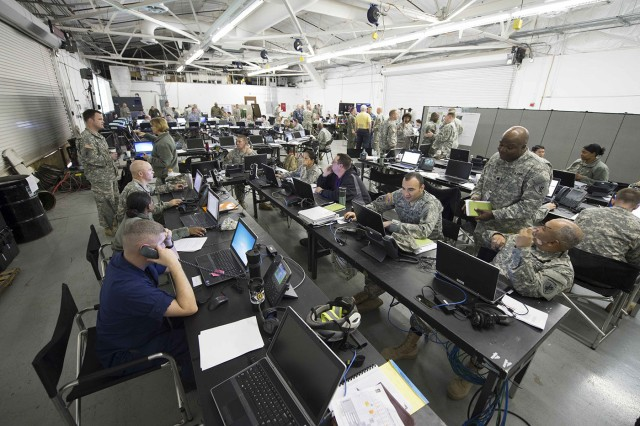 U.S. Army South plays a vital role in mass migration exercise
