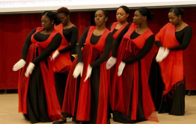 Camp Arifjan celebrates Black History Month