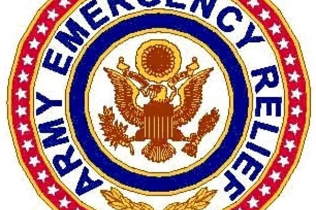 The Army Emergency Relief logo.
