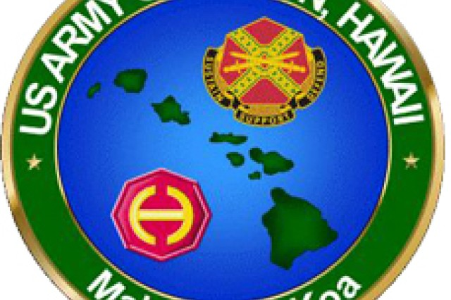 U.S. Army Garrison, Hawaii logo