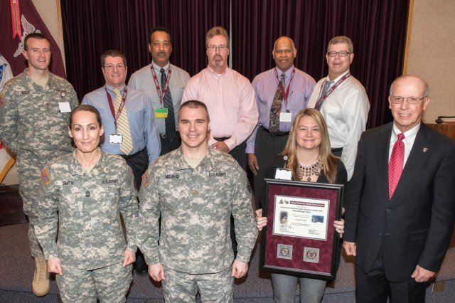 Eisenhower Army Medical Center wins Army Medicine's Wolf ...
