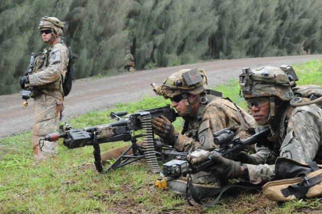 Army science advisor discusses technology issues at