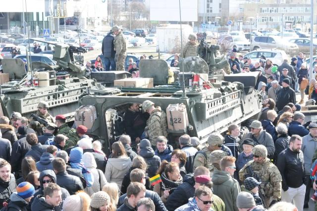 2nd Cavalry Regiment begins major convoy for Operation Atlantic Resolve