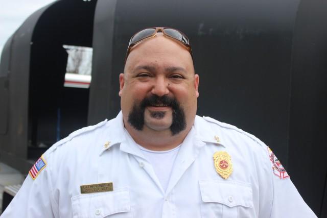 Redstone fire training chief wins regional award