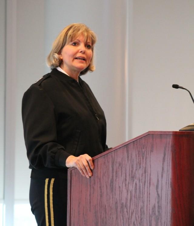 Redstone senior commander sees strength in diversity