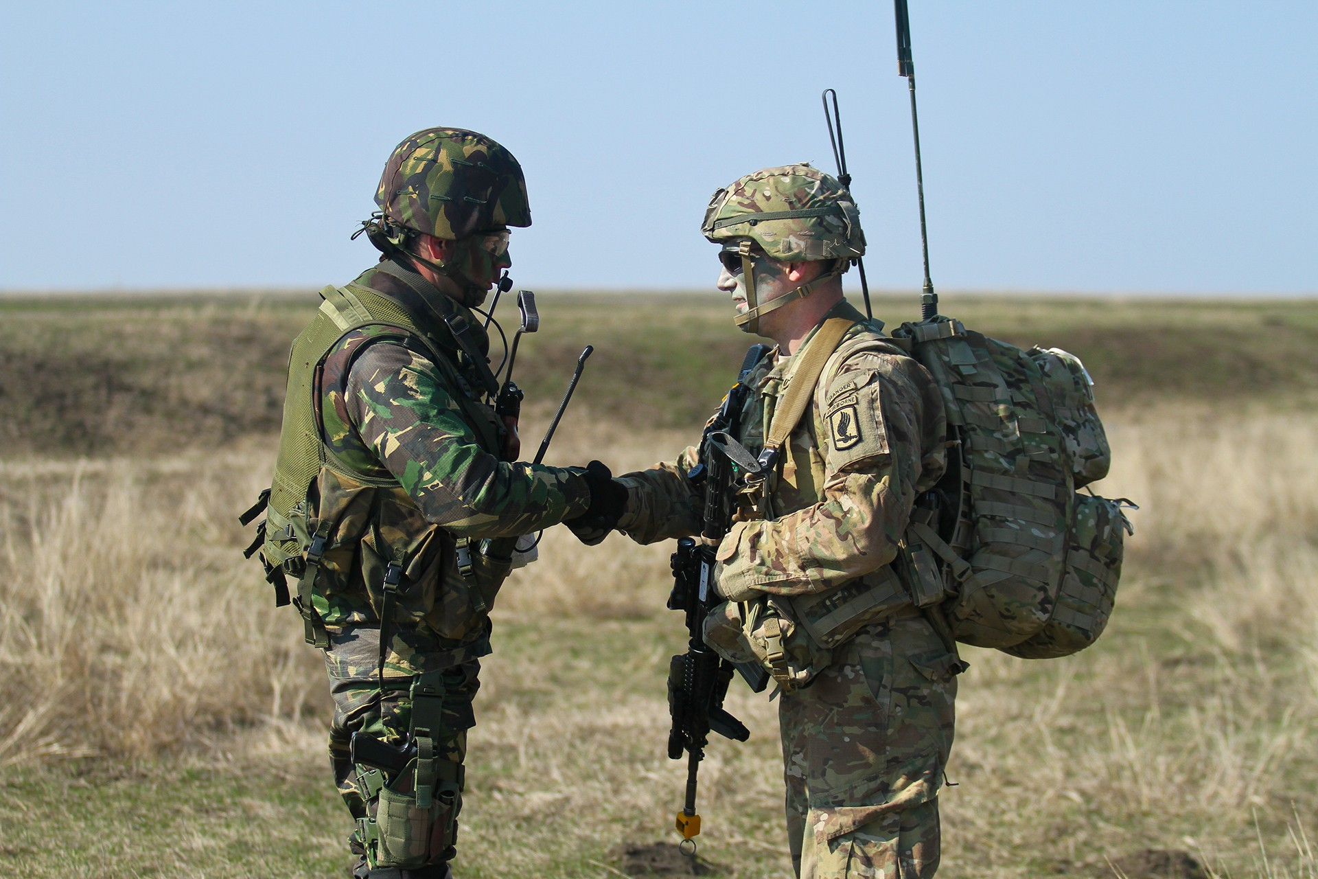 us army paratrooper