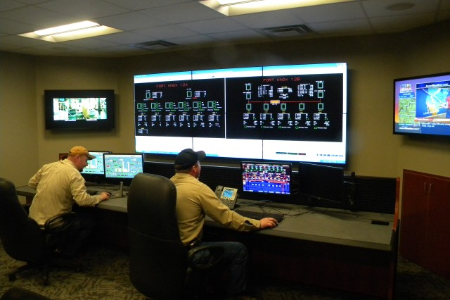 "Nolin Rural Electric Cooperative Corp. created a control center known as the ""bunker,"" which monitors the energy load to watch of all the sub stations and generator buildings, including five electricity-generating facilities with natural gas-powered generators."