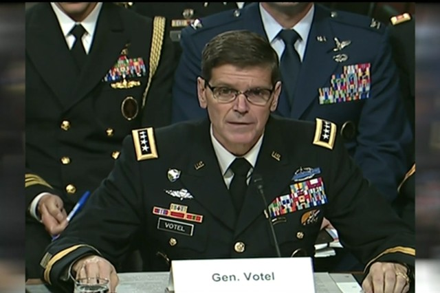 Image result for general joseph votel