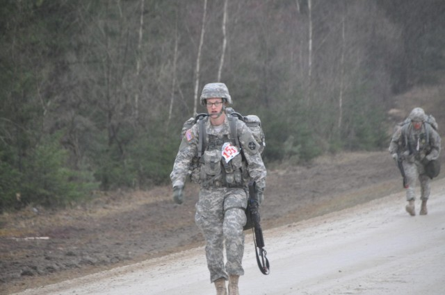 Soldier of 7th CSC earns the EFMB