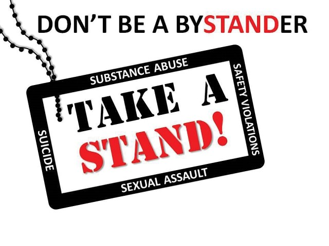 'Take a STAND!' by preventing recreational injuries