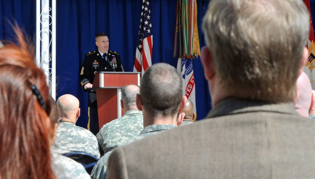 Army launches 'not in my squad' initiative