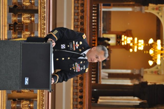 Crane Army Commander Announces New Assignment
