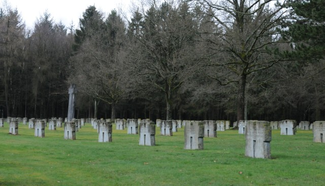 Huertgen Cemetery 1