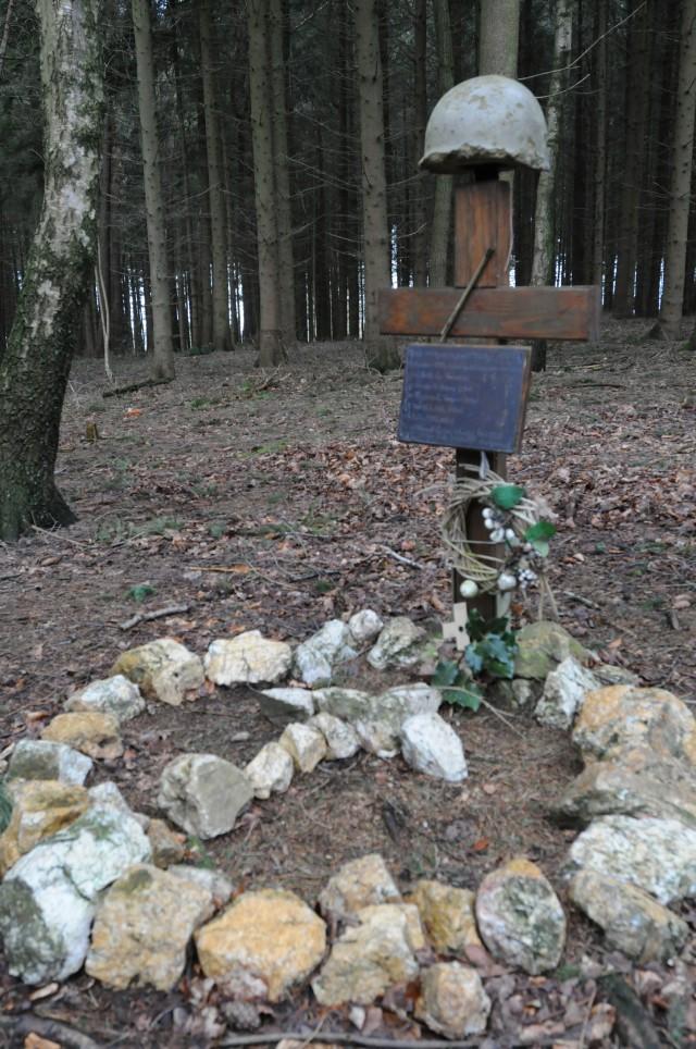 Huertgen memorial