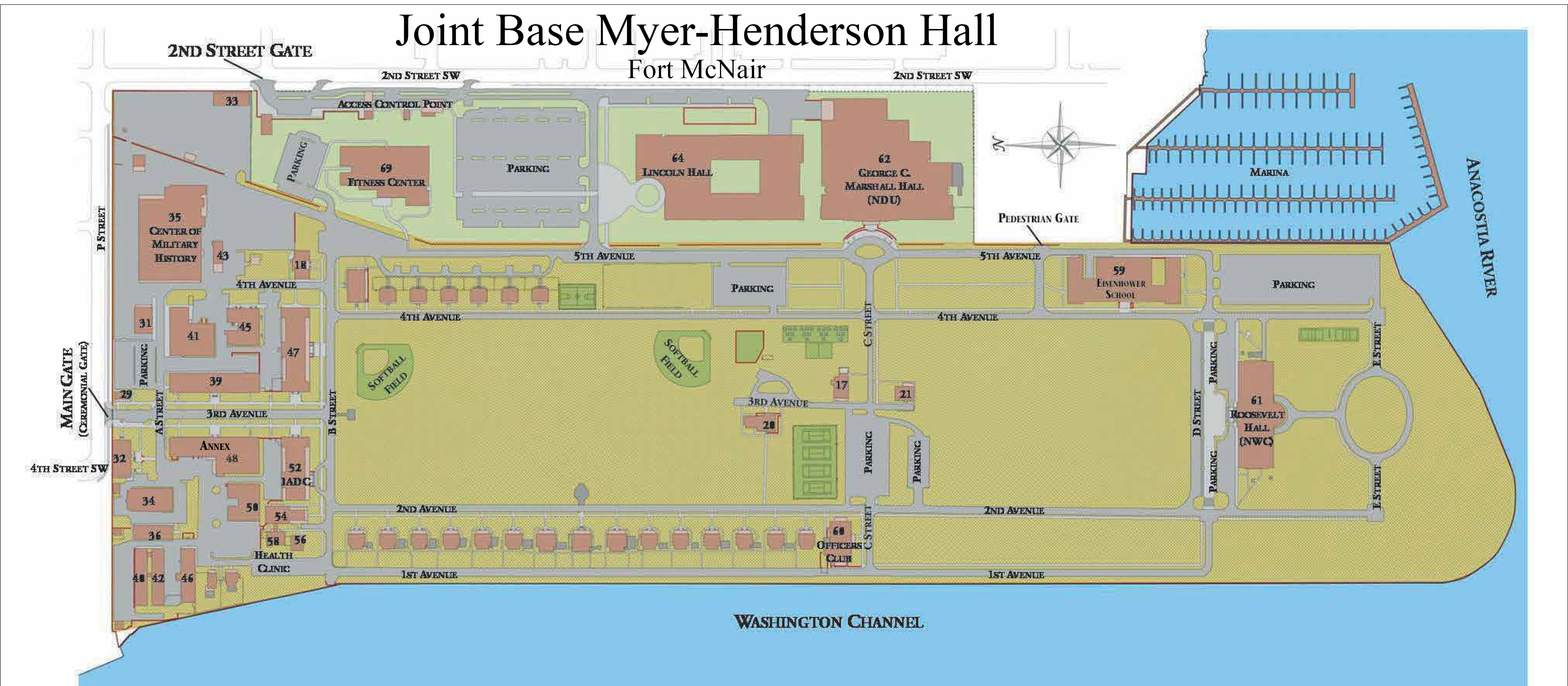 JBM-HH Gates Access: Fort Myer, Henderson Hall, Virginia ... on map of ten thousand islands, map of st pete, map of omaha council bluffs, map of ft morgan, map of fort pierce, map of ft jackson, map of ft lauderdale, map of casselberry, map fort myers fl, map of ft walton, map of fort myers beach, map of ft wood, map of florida, map of punta gorda, map of apopka, map of ft lewis, map of ft collins co, map of inverness, map of gulfport, map of lake buena vista,