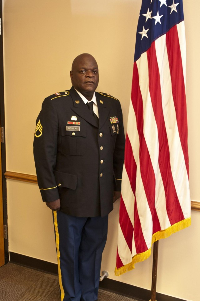 Living the Army Values: Loyalty, 412th TEC Soldier, civilian devoted to Army family