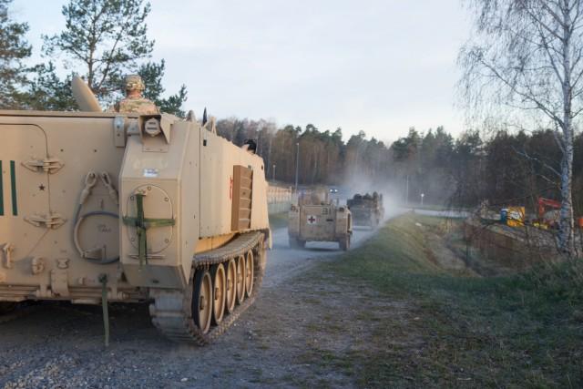 Operation Letzlingen Shock begins in Germany