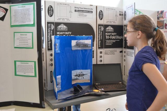 Arnn students showcase their projects at annual science fair