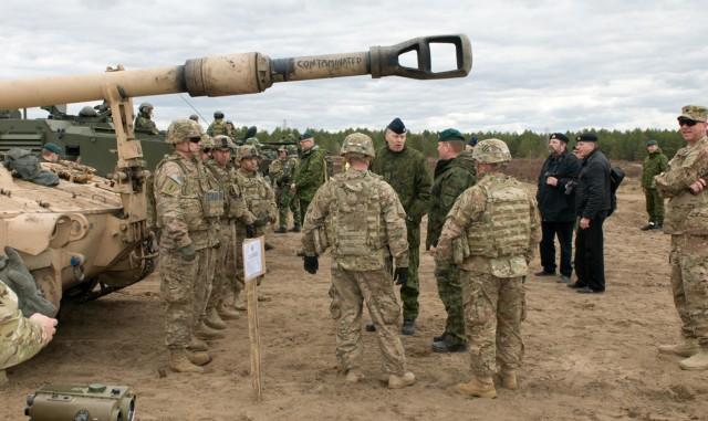 NATO allies make splash during Flaming Thunder