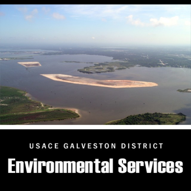 USACE Galveston District awards small business environmental services contract